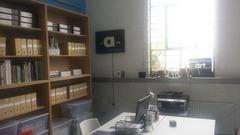 Spacious studio