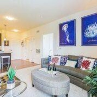 Two and three bedroom apartments;