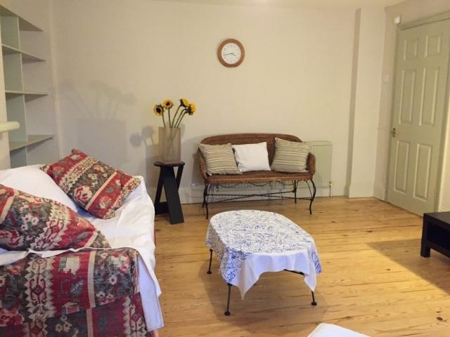 1 bedroom garden flat
