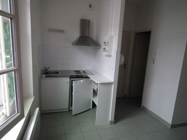 2 rooms apartment 21 m²