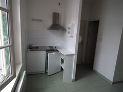 2 rooms apartment 21 m²
